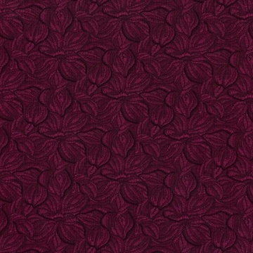 Qp33  Masque Feathers Garnet