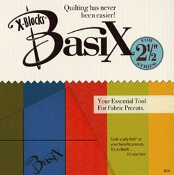 Patchworklineal - BasiX X-Blocks 2½ inch