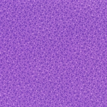 Basisstof - Square Dance - Purple