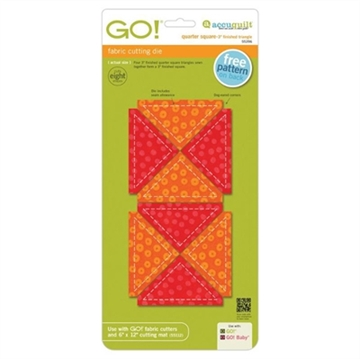 "Trekanter, Quarter Square 3""  55396"