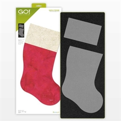 Accuquilt Skabelon – 55854 - Santa Stocking