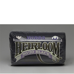 Hobbs Heirloom Cotton Poly 80/20 Sort - 274 x 228 Cm