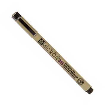 Micron Pigma Pen Fine Point Sort