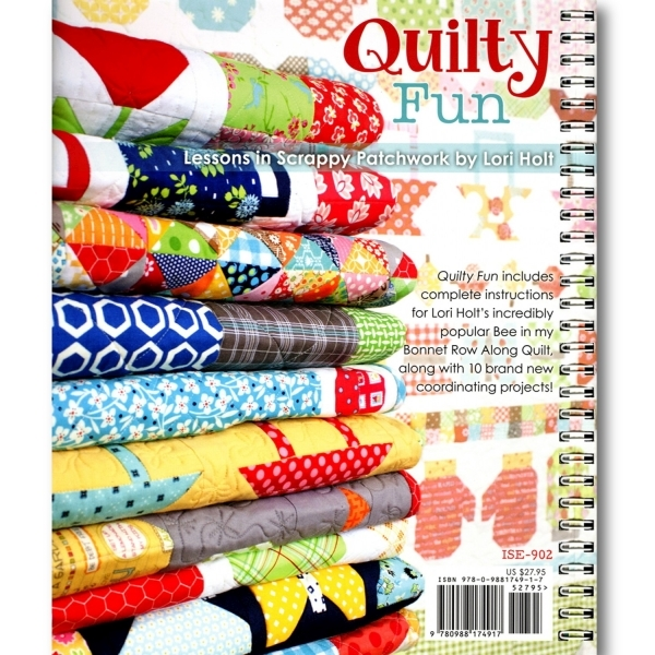 quilty fun bagside