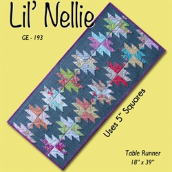 lil nellie patchwork bordløber